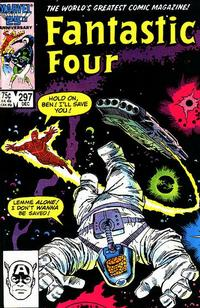 Cover Thumbnail for Fantastic Four (Marvel, 1961 series) #297 [Direct]
