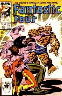 Cover Thumbnail for Fantastic Four (Marvel, 1961 series) #303 [Direct]
