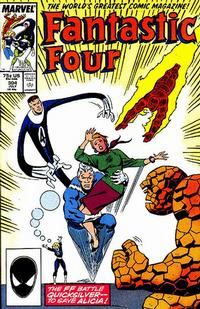 Cover Thumbnail for Fantastic Four (Marvel, 1961 series) #304 [Direct Edition]