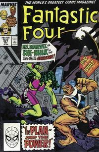 Cover Thumbnail for Fantastic Four (Marvel, 1961 series) #321 [Direct Edition]