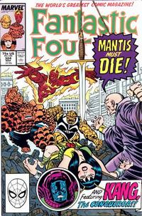 Cover Thumbnail for Fantastic Four (Marvel, 1961 series) #324 [Direct Edition]