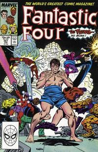 Cover Thumbnail for Fantastic Four (Marvel, 1961 series) #327 [Direct]