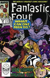 Cover Thumbnail for Fantastic Four (Marvel, 1961 series) #328 [Direct]