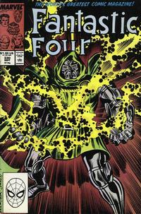 Cover Thumbnail for Fantastic Four (Marvel, 1961 series) #330 [Direct Edition]