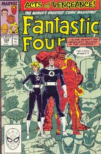 Cover Thumbnail for Fantastic Four (Marvel, 1961 series) #334 [Direct Edition]