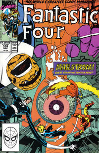Cover Thumbnail for Fantastic Four (Marvel, 1961 series) #338 [Direct]