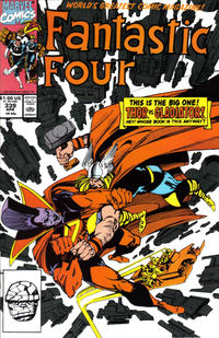 Cover Thumbnail for Fantastic Four (Marvel, 1961 series) #339 [Direct]