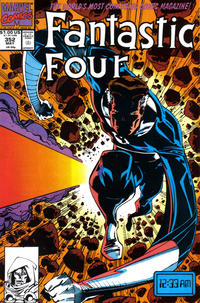 Cover Thumbnail for Fantastic Four (Marvel, 1961 series) #352 [Direct]