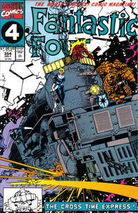 Cover Thumbnail for Fantastic Four (Marvel, 1961 series) #354 [Direct]
