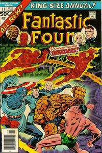 Cover Thumbnail for Fantastic Four Annual (Marvel, 1963 series) #11
