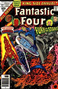 Cover Thumbnail for Fantastic Four Annual (Marvel, 1963 series) #12