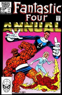 Cover Thumbnail for Fantastic Four Annual (Marvel, 1963 series) #17 [Direct Edition]
