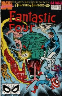 Cover Thumbnail for Fantastic Four Annual (Marvel, 1963 series) #22 [Direct]