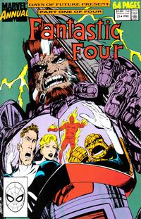 Cover Thumbnail for Fantastic Four Annual (Marvel, 1963 series) #23 [Direct]