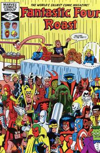 Cover Thumbnail for Fantastic Four Roast (Marvel, 1982 series) #1