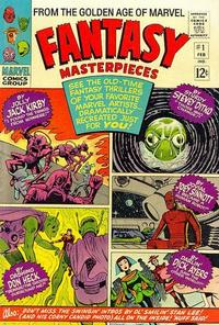 Cover Thumbnail for Fantasy Masterpieces (Marvel, 1966 series) #1 [Regular Edition]