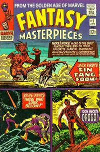 Cover Thumbnail for Fantasy Masterpieces (Marvel, 1966 series) #2 [Regular Edition]