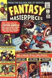 Cover Thumbnail for Fantasy Masterpieces (Marvel, 1966 series) #4