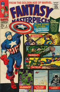 Cover Thumbnail for Fantasy Masterpieces (Marvel, 1966 series) #5