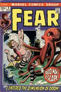Cover Thumbnail for Fear (Marvel, 1970 series) #9
