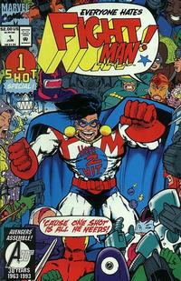 Cover Thumbnail for Fight Man (Marvel, 1993 series) #1