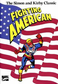Cover Thumbnail for Fighting American (Marvel, 1989 series)