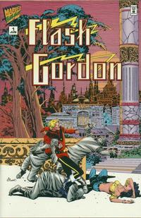 Cover Thumbnail for Flash Gordon (Marvel, 1995 series) #1