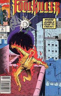 Cover Thumbnail for Foolkiller (Marvel, 1990 series) #6