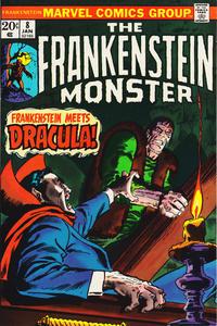 Cover Thumbnail for Frankenstein (Marvel, 1973 series) #8 [Regular Edition]