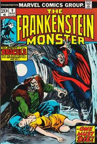 Cover Thumbnail for Frankenstein (Marvel, 1973 series) #9