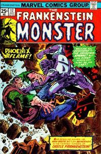Cover Thumbnail for Frankenstein (Marvel, 1973 series) #17 [Regular Edition]