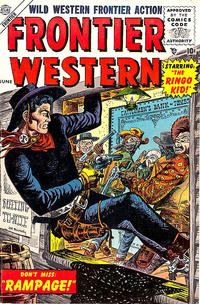 Cover Thumbnail for Frontier Western (Marvel, 1956 series) #3