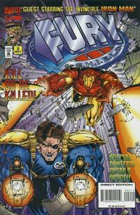 Cover Thumbnail for Fury of S.H.I.E.L.D. (Marvel, 1995 series) #2