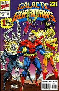 Cover for Galactic Guardians (Marvel, 1994 series) #1