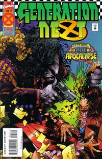 Cover Thumbnail for Generation Next (Marvel, 1995 series) #2 [Direct Edition]