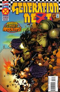 Cover Thumbnail for Generation Next (Marvel, 1995 series) #3 [Direct Edition]