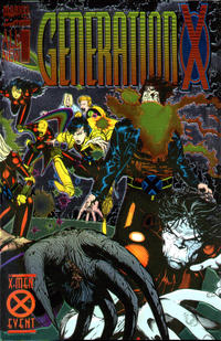 Cover Thumbnail for Generation X (Marvel, 1994 series) #1 [Direct Edition]