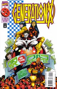 Cover Thumbnail for Generation X (Marvel, 1994 series) #5 [Direct Edition]