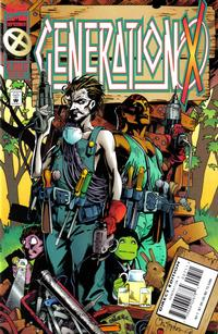 Cover Thumbnail for Generation X (Marvel, 1994 series) #7 [Direct Edition]