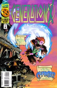 Cover Thumbnail for Generation X (Marvel, 1994 series) #9 [Direct Edition]