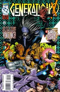 Cover Thumbnail for Generation X (Marvel, 1994 series) #14 [Direct Edition]