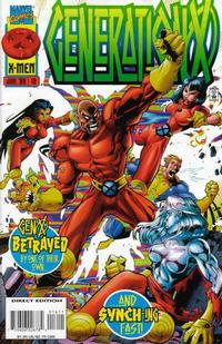 Cover Thumbnail for Generation X (Marvel, 1994 series) #16 [Direct Edition]