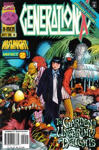 Cover Thumbnail for Generation X (Marvel, 1994 series) #19 [Direct Edition]