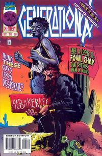 Cover Thumbnail for Generation X (Marvel, 1994 series) #20 [Direct Edition]