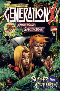 Cover Thumbnail for Generation X (Marvel, 1994 series) #25 [Direct Edition]