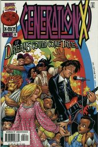 Cover Thumbnail for Generation X (Marvel, 1994 series) #28 [Direct Edition]