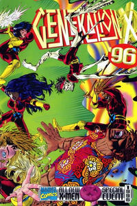 Cover Thumbnail for Generation X '96 (Marvel, 1996 series) #[nn] [Direct Edition]