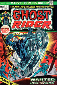 Cover Thumbnail for Ghost Rider (Marvel, 1973 series) #1 [Regular Edition]