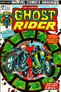 Cover Thumbnail for Ghost Rider (Marvel, 1973 series) #7 [Regular Edition]
