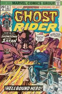 Cover Thumbnail for Ghost Rider (Marvel, 1973 series) #9 [Regular Edition]